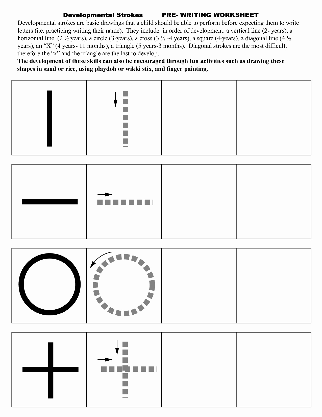 Pre Writing Worksheets Free Elegant Pre Writing Worksheets for Download Pre Writing