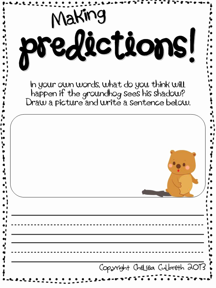 Predictions Worksheets 1st Grade Inspirational Blooming Into First Grade the End to A Hectic Week A