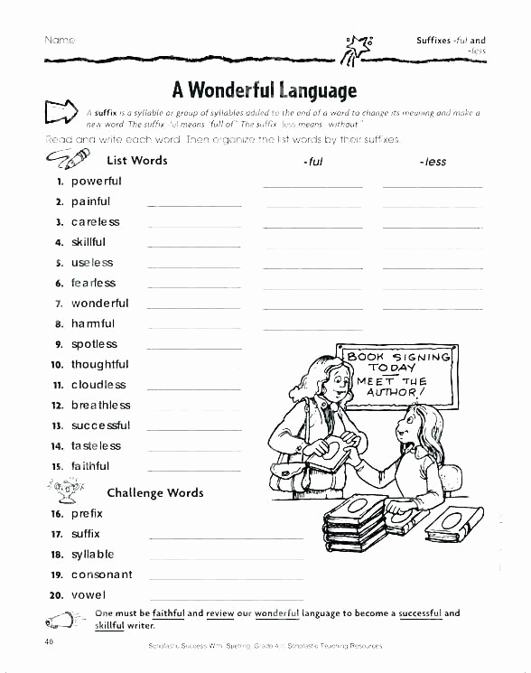 Prefix Suffix Worksheets 3rd Grade Awesome Prefix Suffix Worksheets 3rd Grade Free Suffix Worksheets