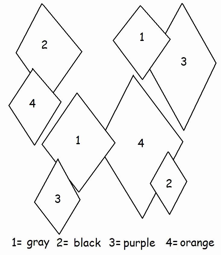 Preschool Diamond Shape Worksheets Beautiful Diamond Shape Coloring Pages Getcoloringpages