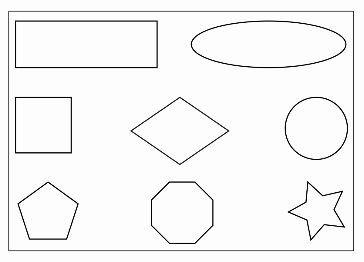 Preschool Diamond Shape Worksheets Unique Printable Preschool Worksheets Shapes Tagged with Diamond