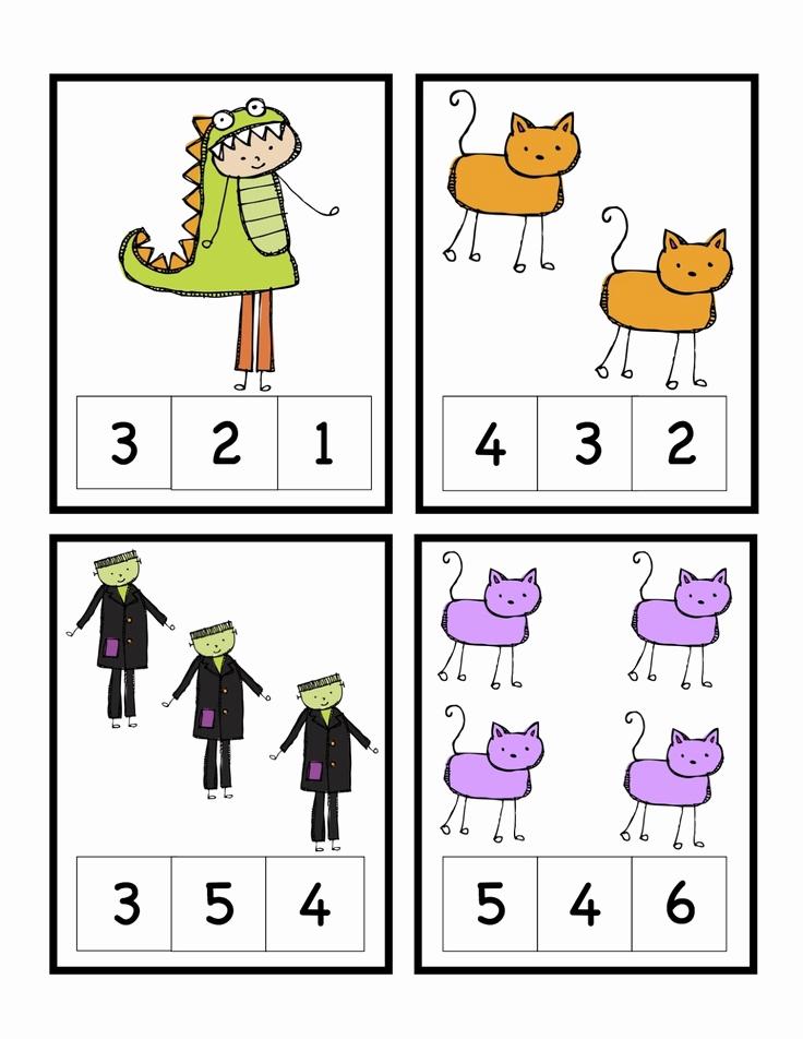 Preschool Halloween Worksheets Free Unique 146 Best Halloween Printables Worksheets Images On