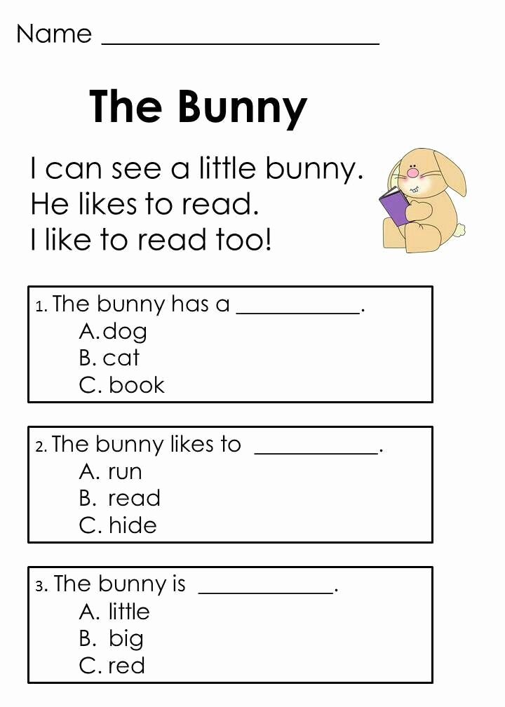 Preschool Reading Comprehension Worksheets New Pin by Donald Knight5 On Reading