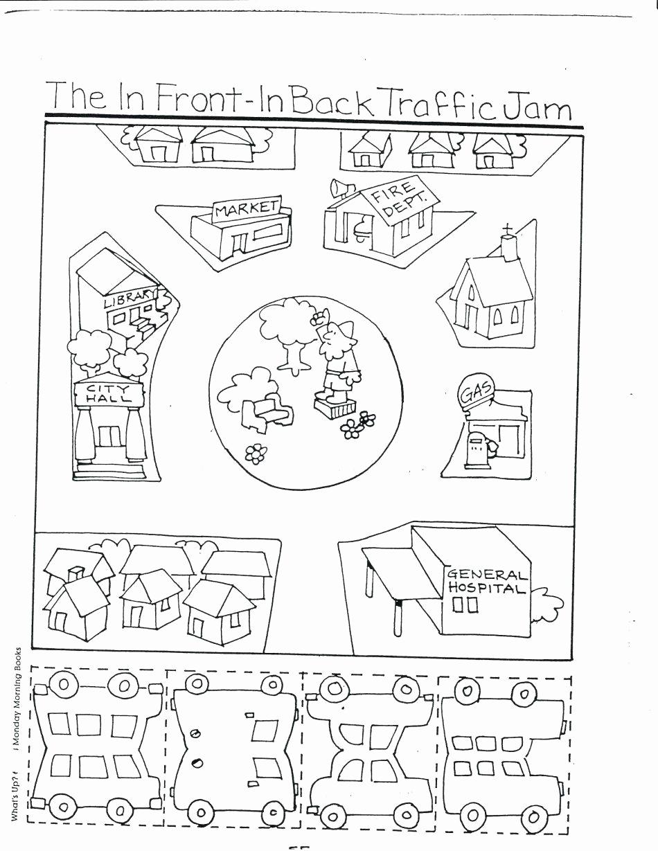 Preschool social Studies Worksheets Awesome Kindergarten social Stu S Worksheets Pdf Free social