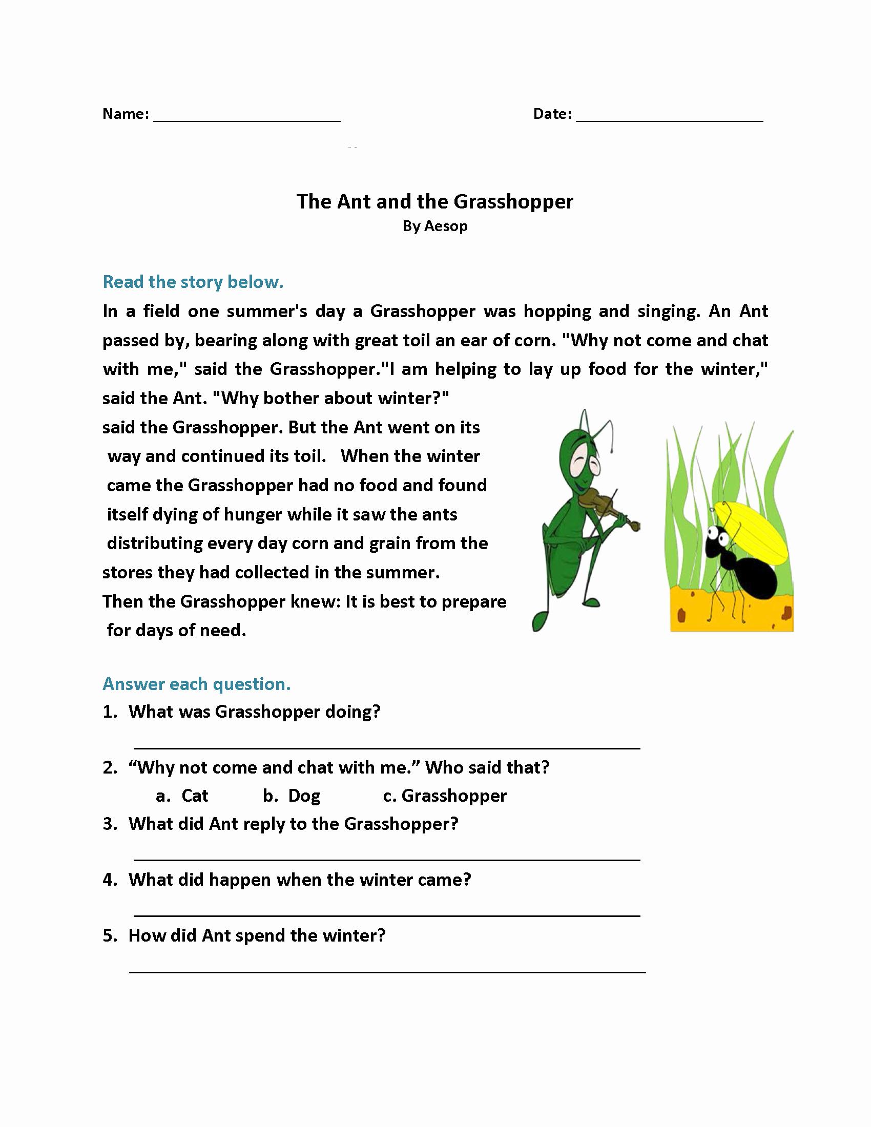 Printable First Grade Reading Worksheets Elegant 1st Grade Reading Worksheets Best Coloring Pages for Kids