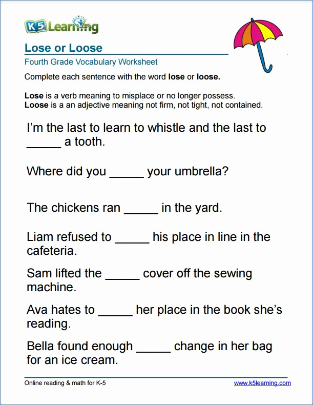 Quotation Worksheets 4th Grade Awesome Image Result for Free Printable Worksheets for Grade 4