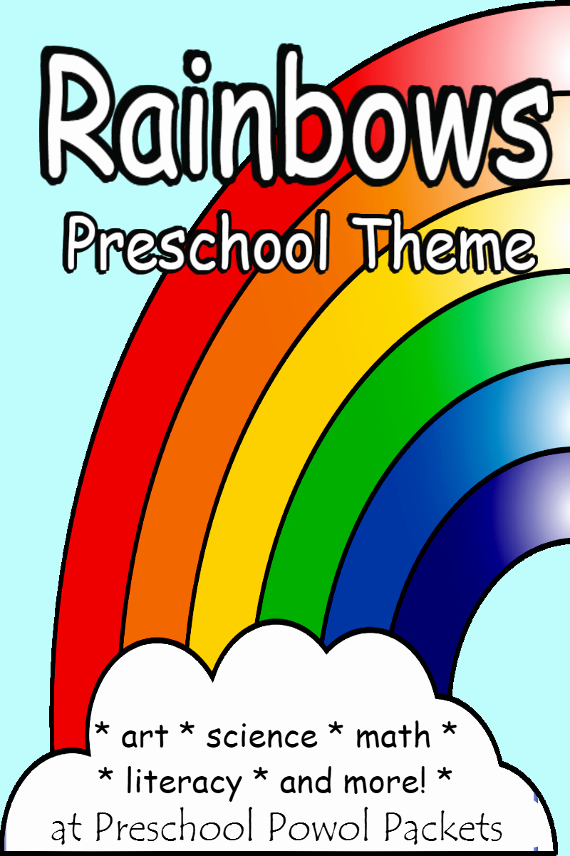 Rainbow Worksheets Preschool Beautiful Rainbow Science Projects and Activities for A Rainbow