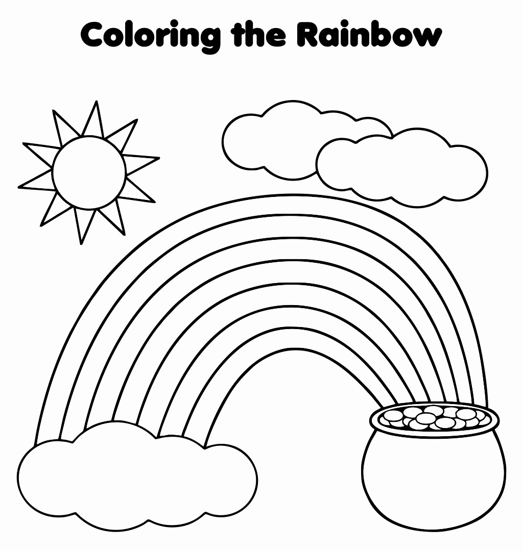 Rainbow Worksheets Preschool Elegant 7 Best Free Printable Preschool Worksheets Colors