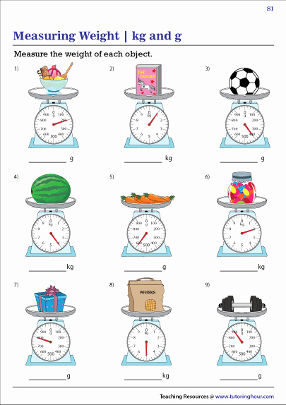 Reading Scales Worksheets Lovely Reading Weighing Scales Worksheets