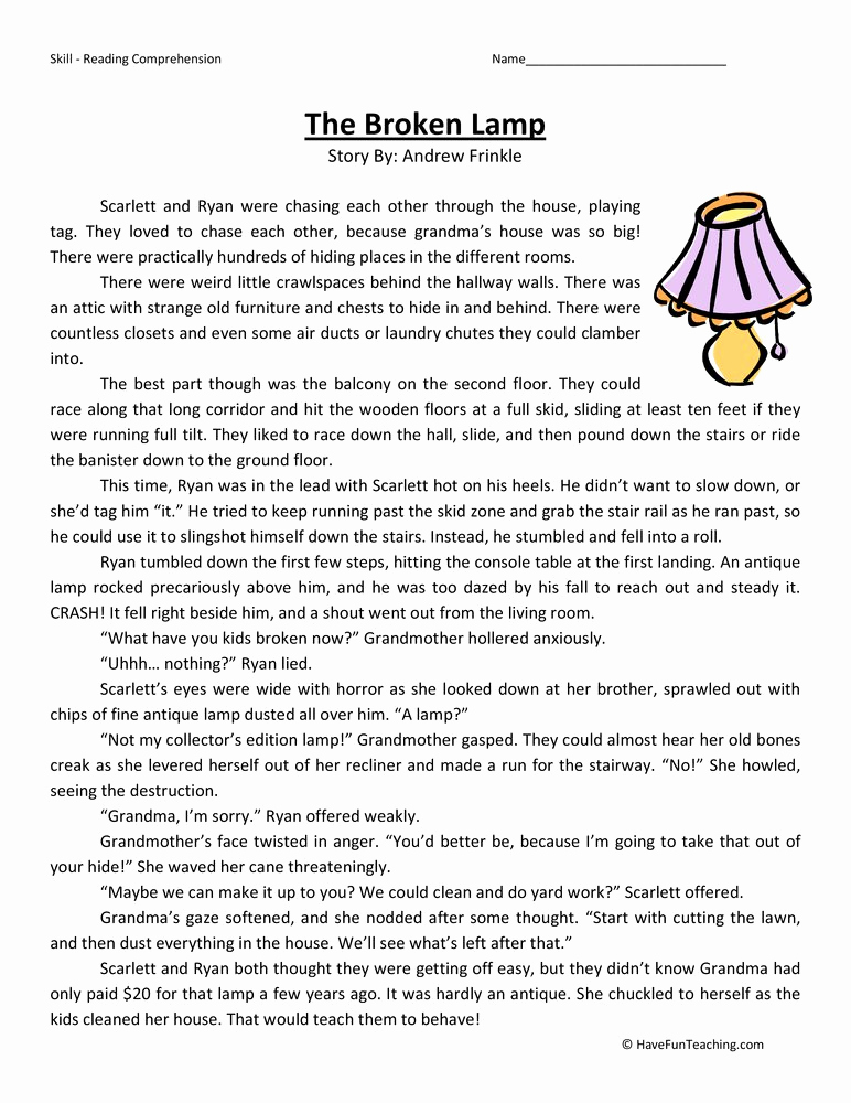 Reading Worksheets 5th Grade Beautiful Resources Fifth Grade Reading