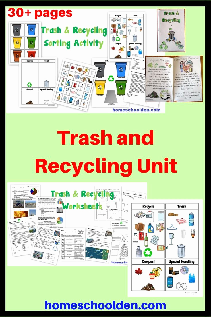 Recycling Worksheets for Middle School Luxury 20 2nd Grade Writing Worksheets Pdf