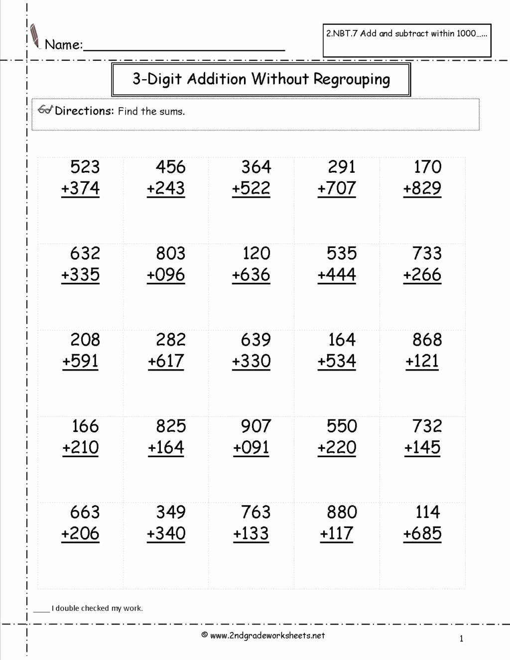 Regrouping Fractions Worksheet Elegant 30 Regrouping Fractions Worksheet