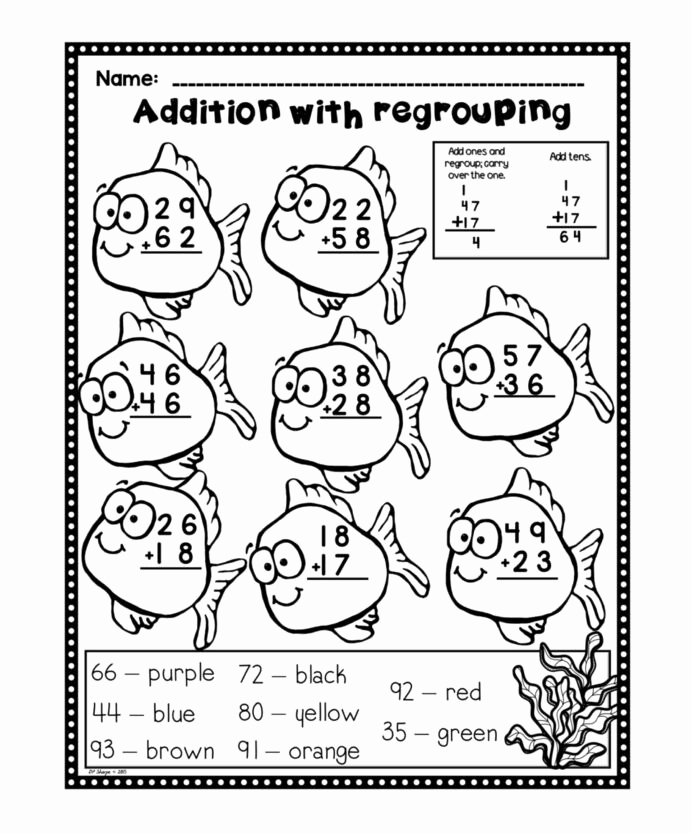 Regrouping Fractions Worksheet Luxury 30 Regrouping Fractions Worksheet