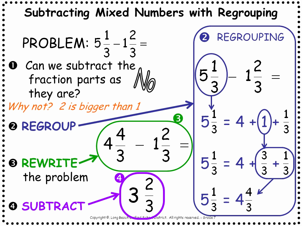 Regrouping Fractions Worksheet Unique 25 Regrouping Fractions Worksheet