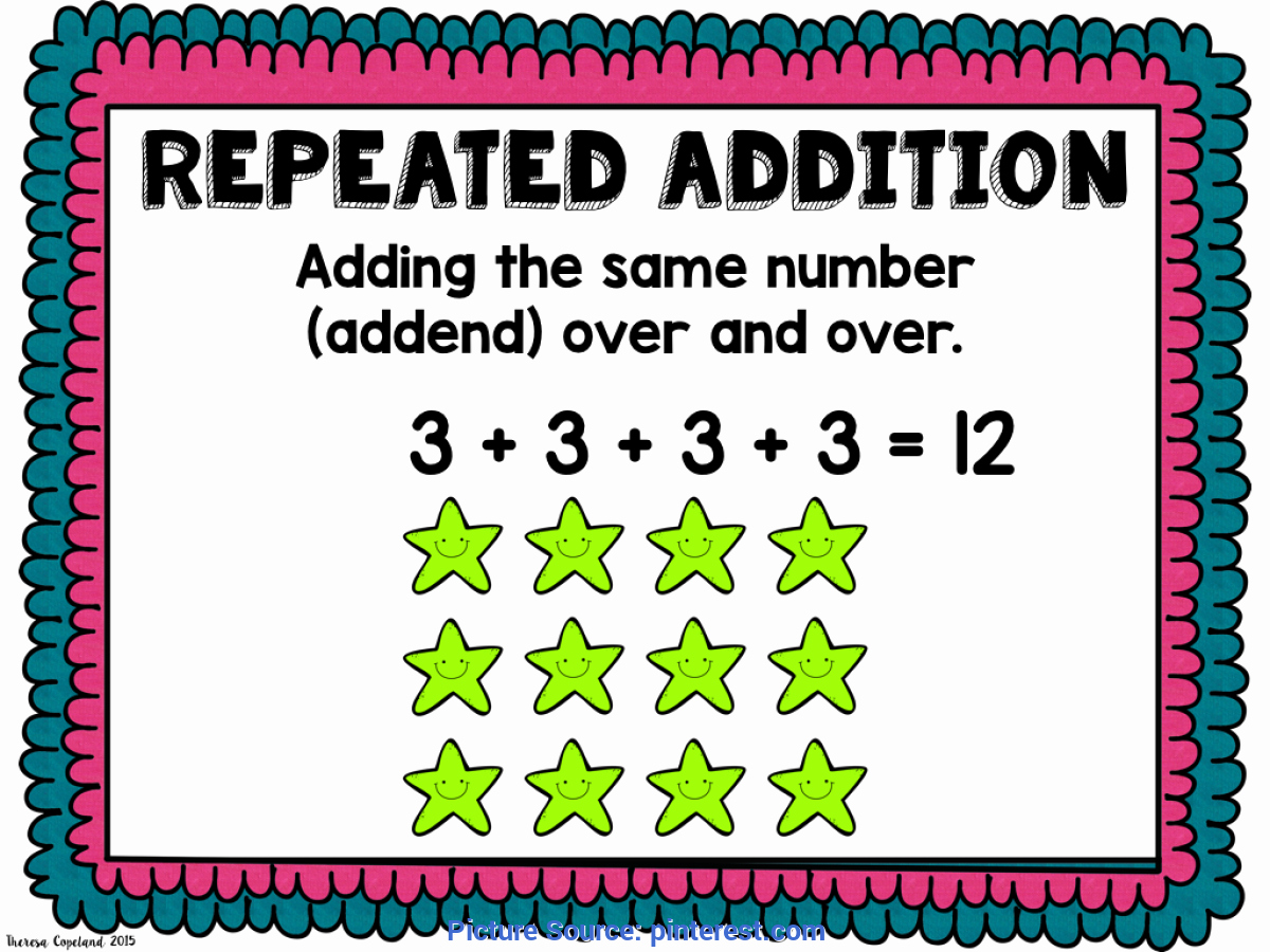 Repeated Addition Worksheets 2nd Grade Best Of Simple Repeated Addition Lesson Plans 2nd Grade Skip