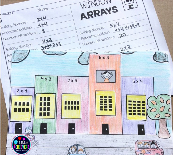 Repeated Addition Worksheets 2nd Grade New Arrays Worksheets 2nd Grade