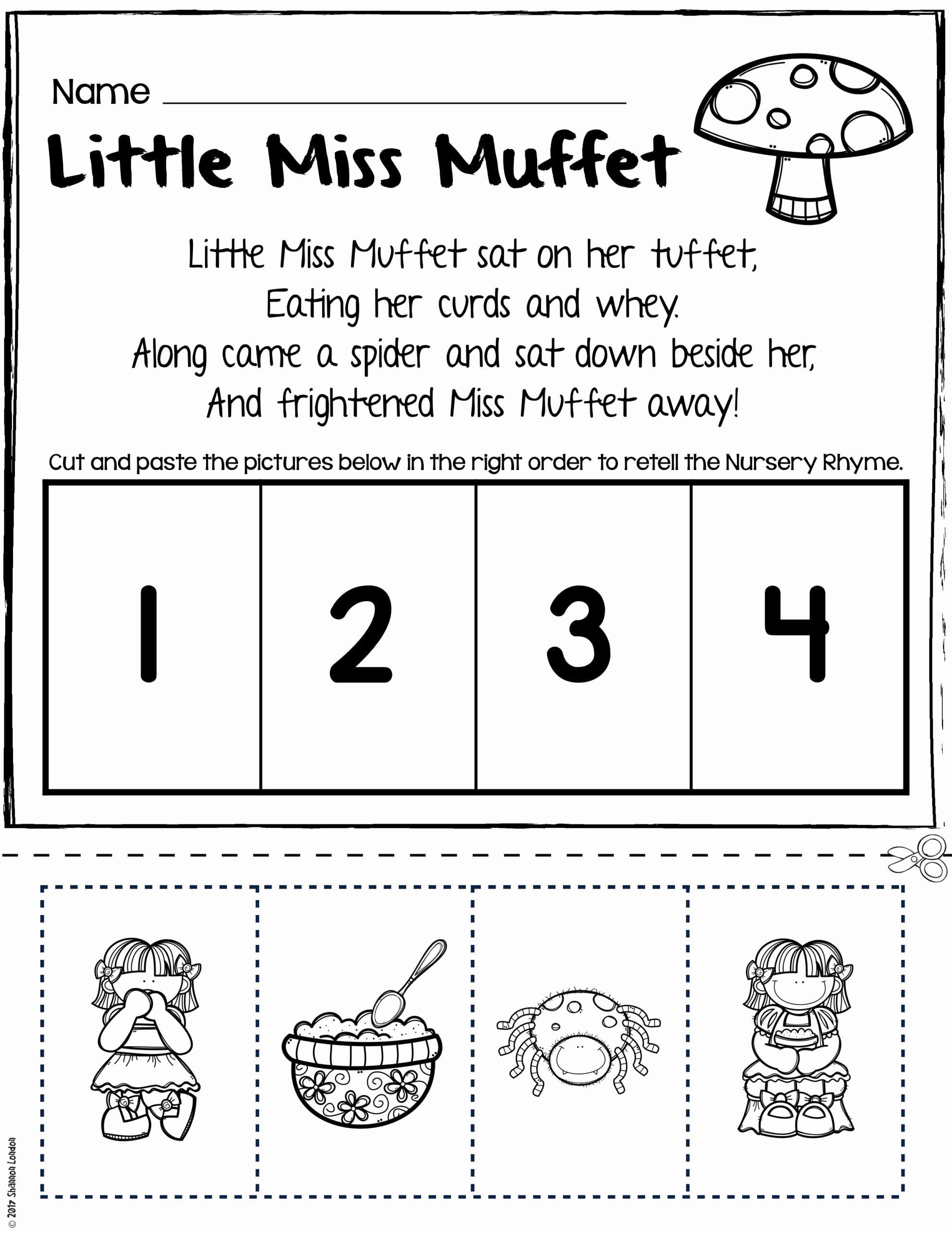 Rhyming Worksheets for Preschoolers Best Of Rhyming Worksheets for Kindergarten