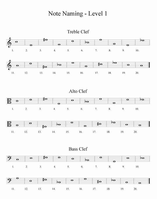 Rhythm Worksheets for Band Fresh Rhythm Worksheets