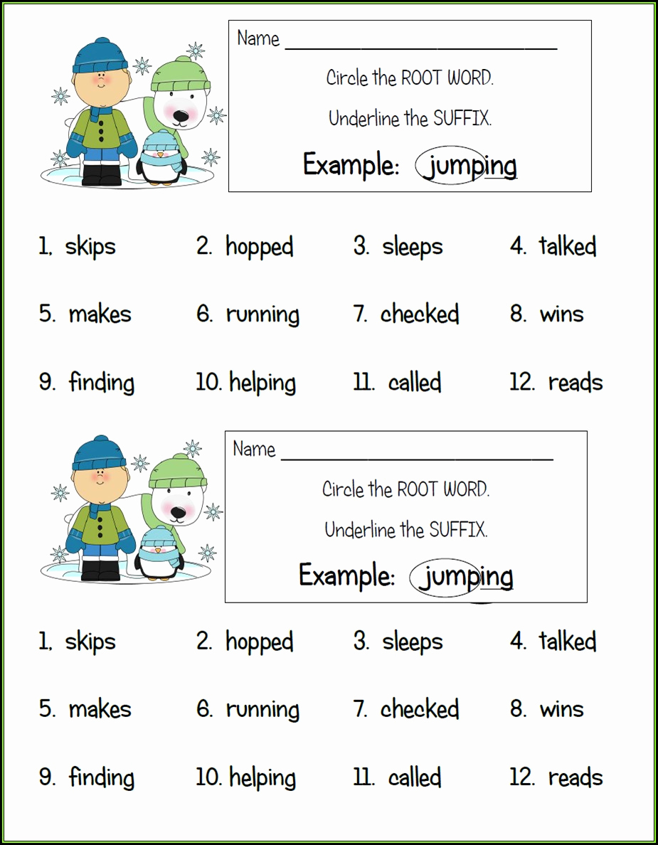 Root Words Worksheet 2nd Grade Lovely Root Word Worksheet Ks2 Worksheet Resume Examples