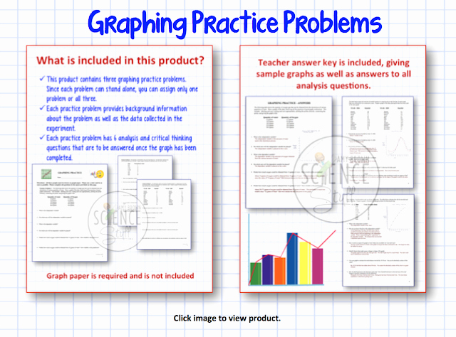 Science Graph Worksheets Fresh Amy Brown Science Graphing In the Science Classroom