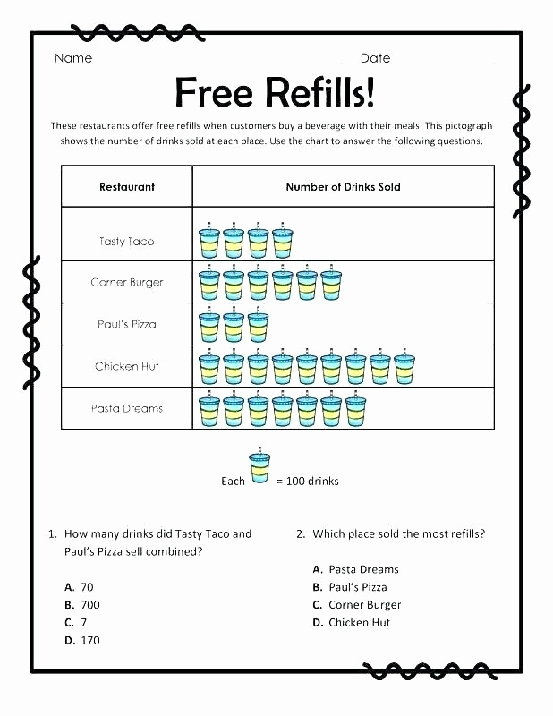 Science Graph Worksheets Luxury Science Charts and Graphs Worksheets Grade 2 Graphing