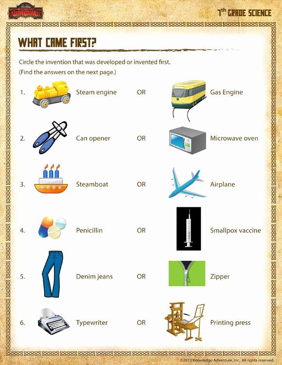 Science Worksheet 1st Grade Luxury 1st Grade Science Worksheets