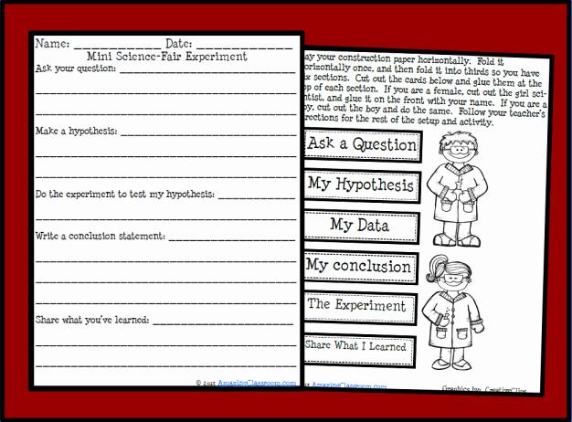 Scientific Method Worksheets 5th Grade New 26 Scientific Method Worksheet 5th Grade Worksheet