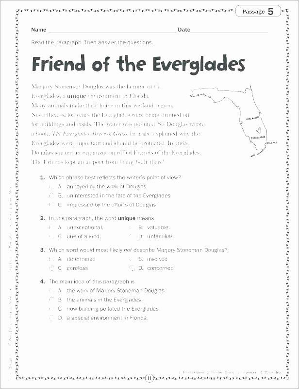 Scrambled Sentences Worksheets 2nd Grade Elegant 25 topic Sentence Worksheet 2nd Grade