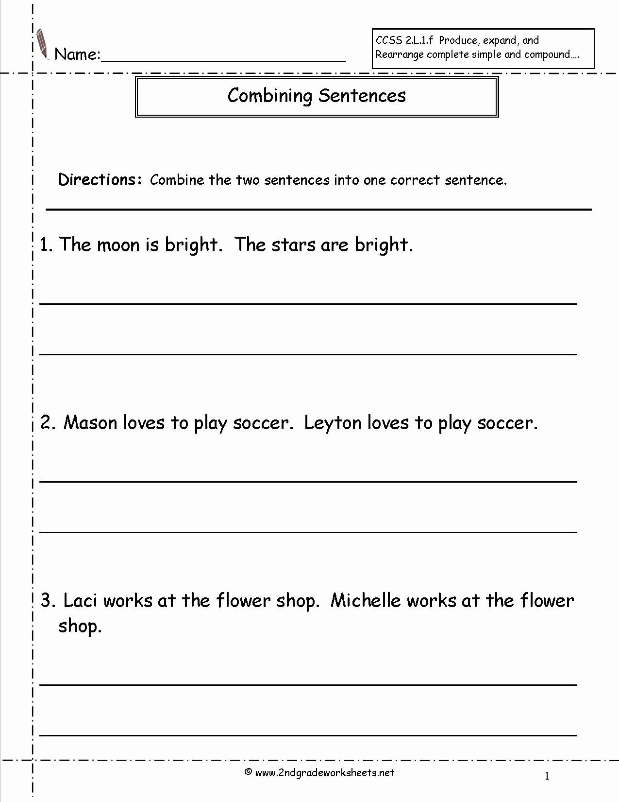Scrambled Sentences Worksheets 3rd Grade Inspirational 20 Scrambled Sentences Worksheets 3rd Grade