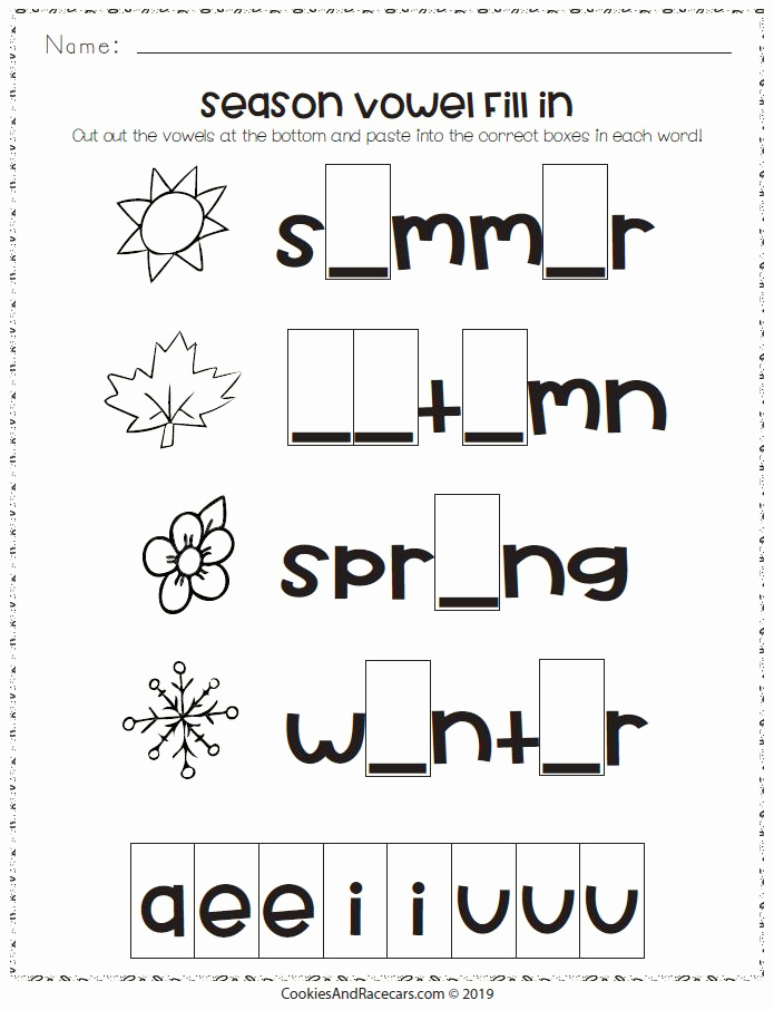 Seasons Worksheets for First Grade Beautiful the Seasons Worksheet Pack Includes 8 Free Worksheets