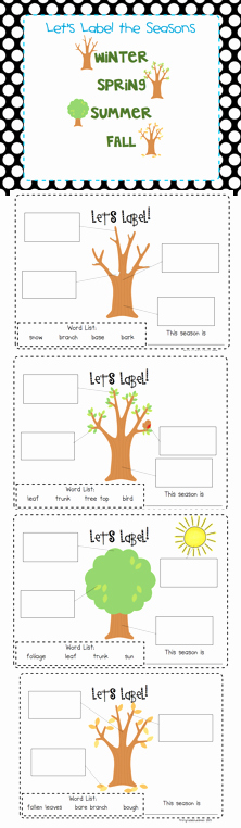Seasons Worksheets for First Grade Best Of First Grade Blue Skies Label It Landforms Habitats and