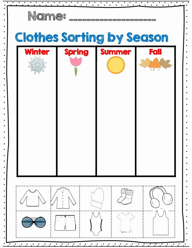 Seasons Worksheets for Preschoolers Luxury Crafts Actvities and Worksheets for Preschool toddler and