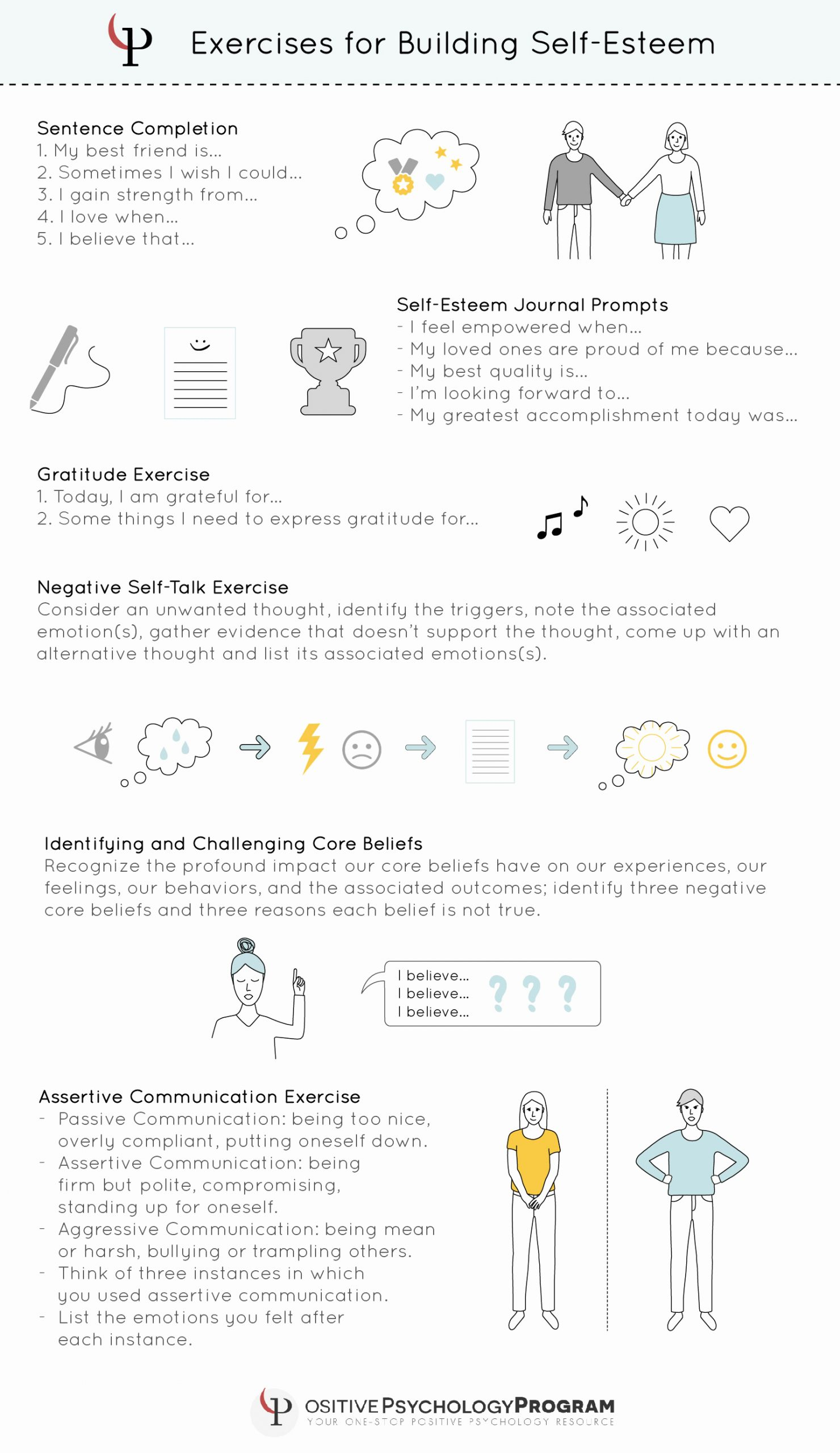 Self Esteem Activities Worksheets Best Of Printable Self Esteem Worksheets for Teenagers