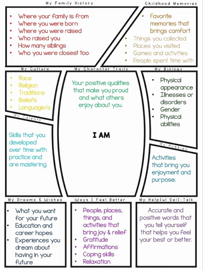 Self Esteem Activities Worksheets Inspirational Pin by Lauren Counseling Self Esteem Worksheets therapy