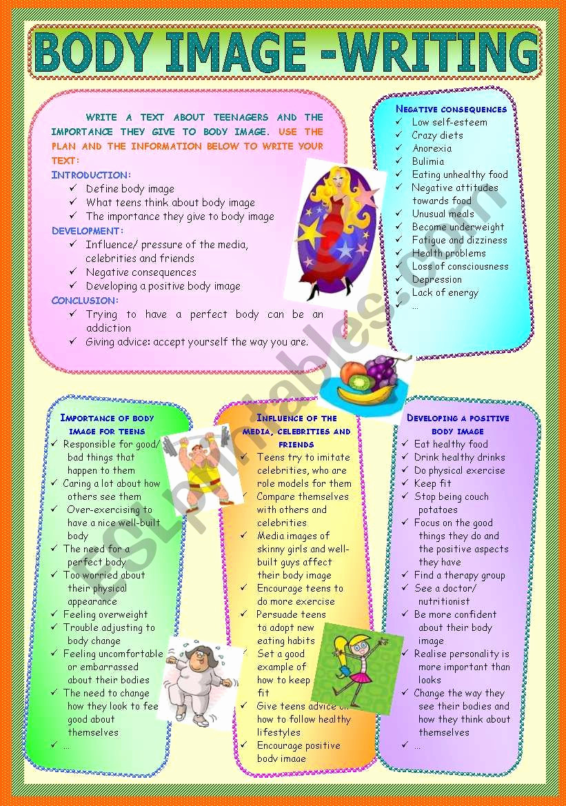 Self Esteem Worksheets for Girls Awesome 30 Self Esteem Worksheets for Girls