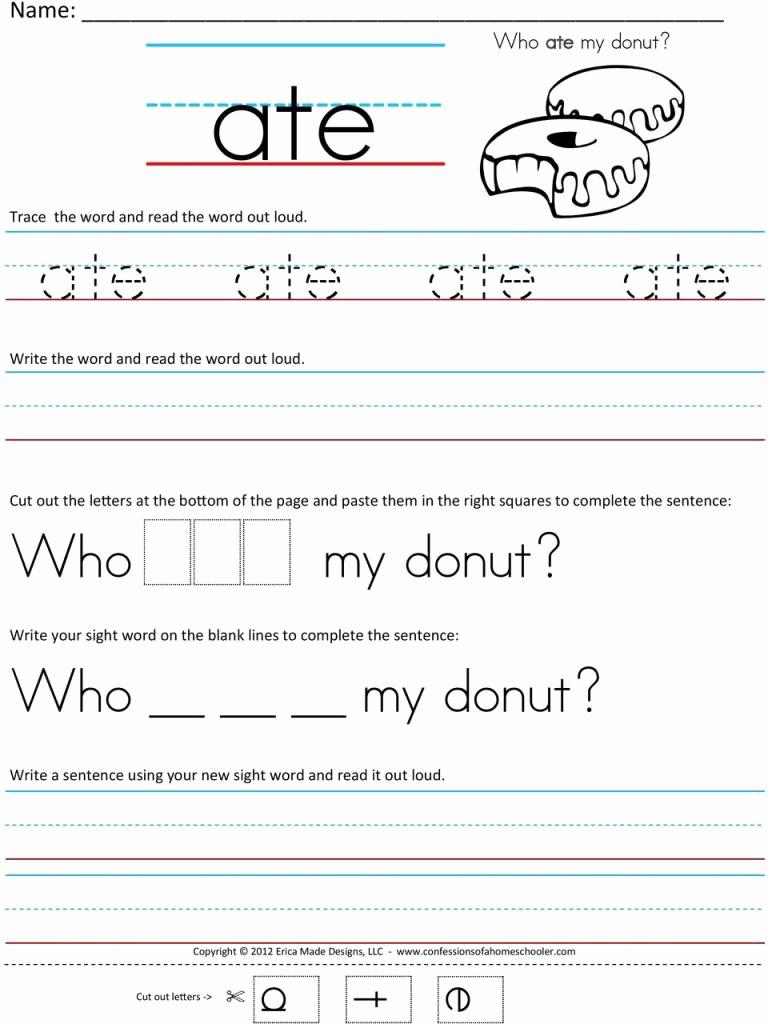 Sentence Worksheets for First Grade Fresh Printable Free Grammar Worksheets First Grade 1 Sentences