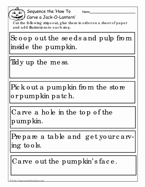 Sequence Worksheets 3rd Grade Unique Sequencing Worksheets 3rd Grade