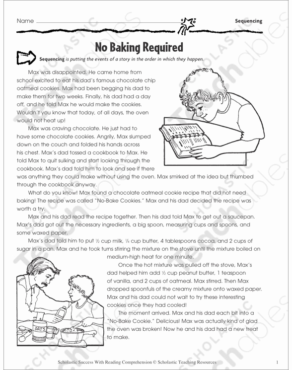 Sequence Worksheets 5th Grade New 20 Sequence Worksheets 5th Grade