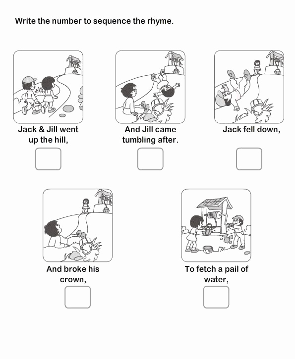 Sequence Worksheets for Kids Awesome 13 Best Picture Sequence Worksheet Images On Pinterest