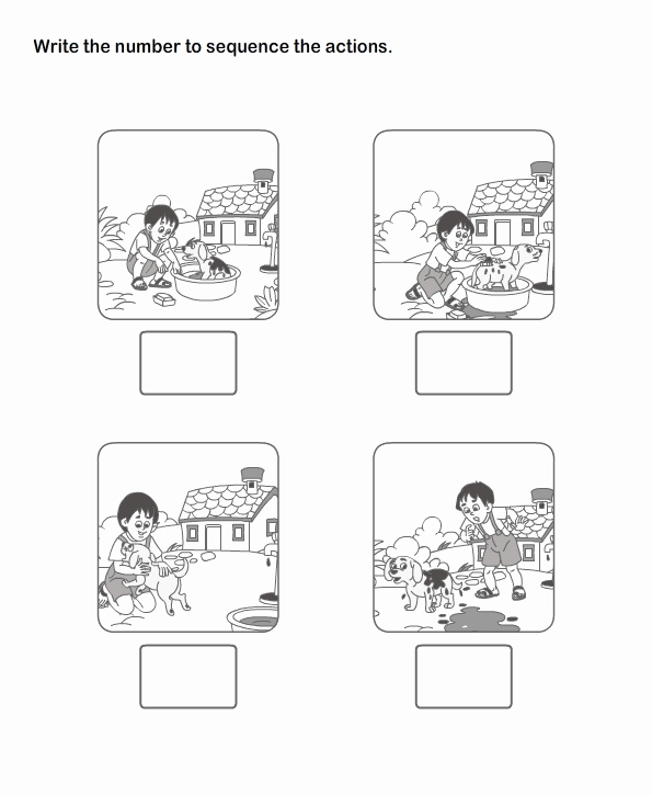 Sequence Worksheets for Kids Luxury Pin On Esl Info