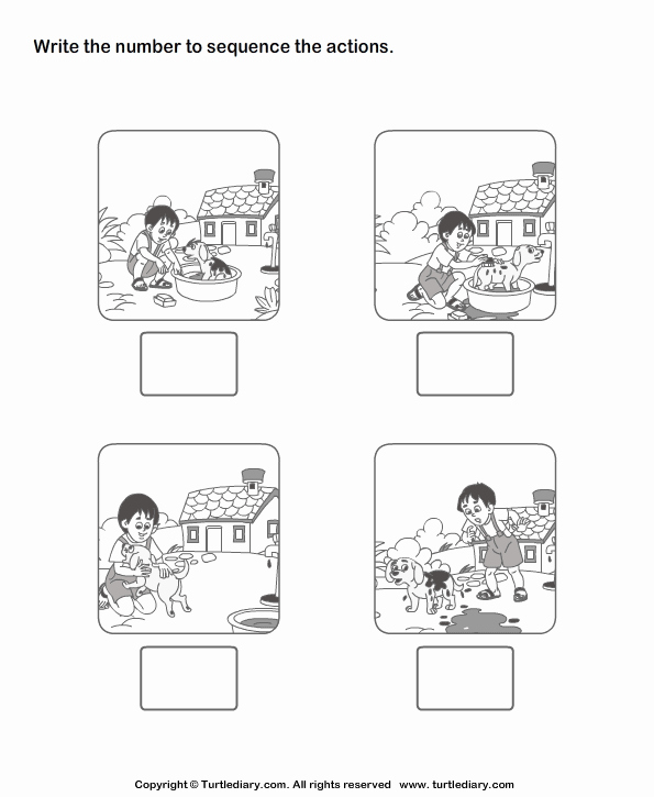 Sequencing Pictures Worksheets Inspirational New 216 First Grade Worksheets Sequencing events