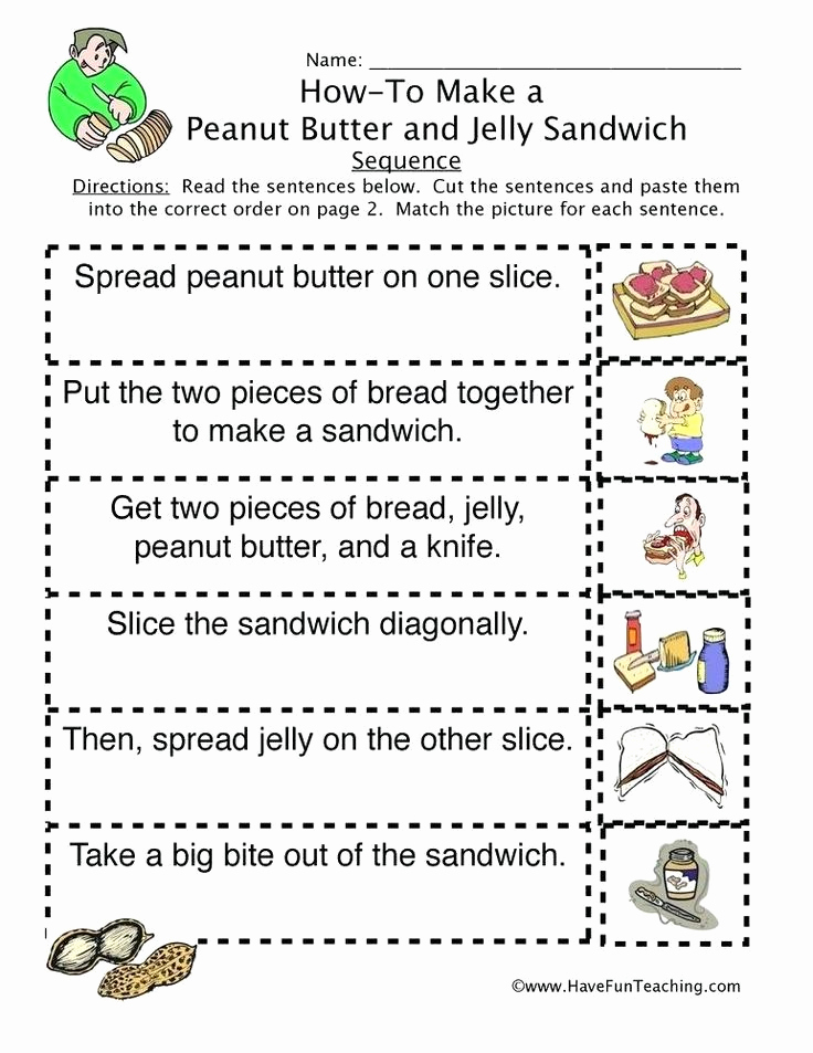 Sequencing Story Worksheets Luxury Sequencing events In A Story Worksheets Google Search