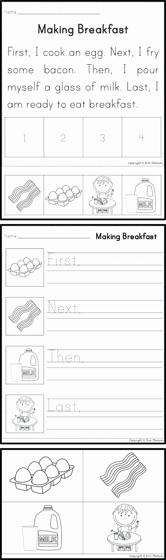 Sequencing Worksheets 4th Grade Best Of 4th Grade Sequencing Worksheets