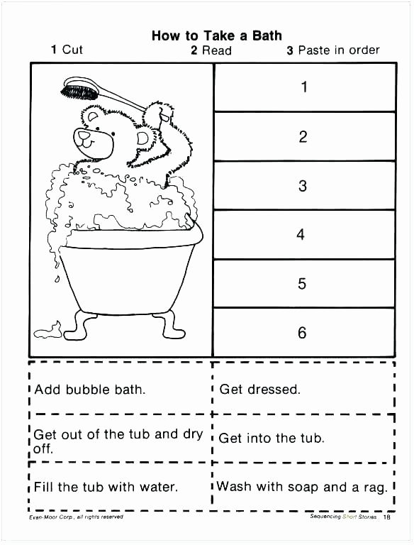 Sequencing Worksheets 4th Grade Best Of 4th Grade Sequencing Worksheets Sequencing events