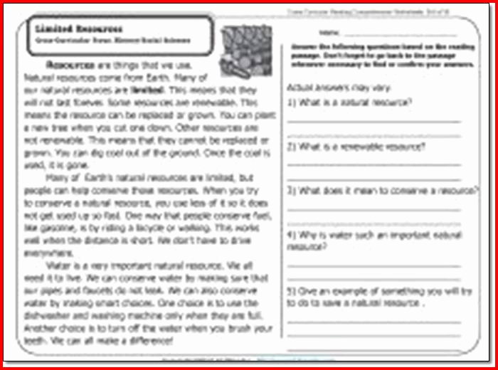 Sequencing Worksheets 4th Grade Inspirational Sequencing Worksheets 4th Grade