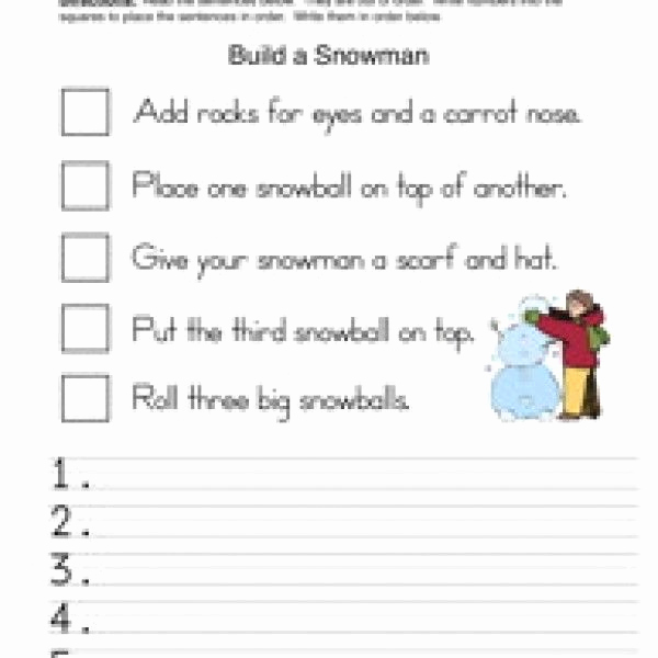 Sequencing Worksheets 5th Grade Fresh 5th Grade Sequencing events In A Story Worksheets