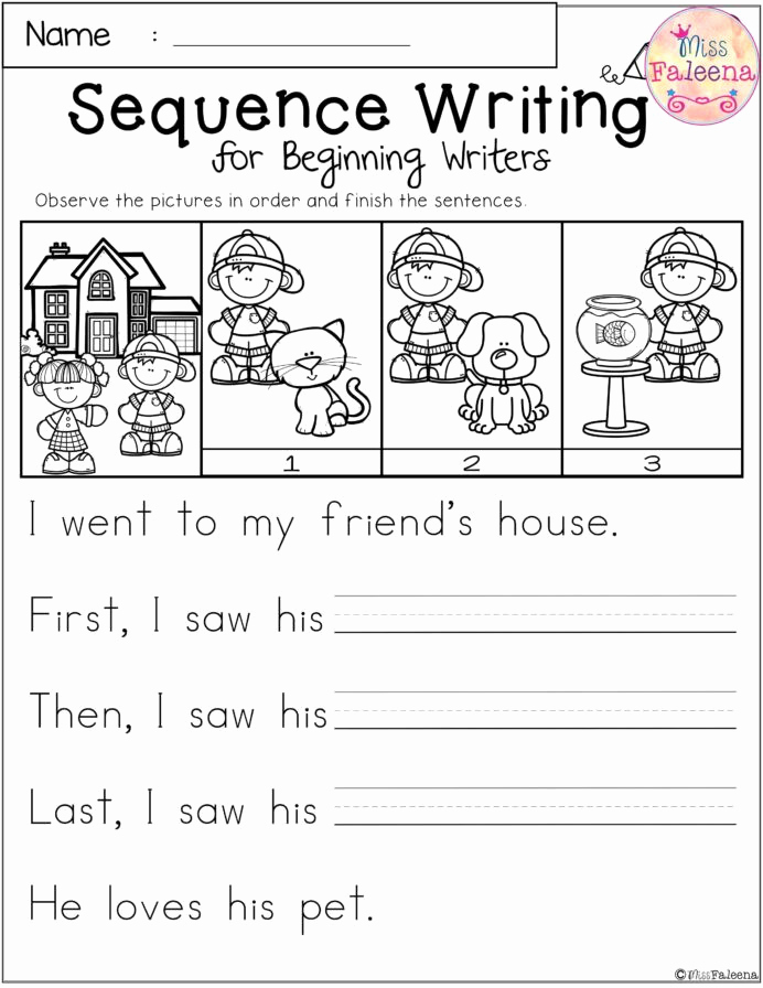 Sequencing Worksheets 5th Grade Unique 20 Sequence Worksheets 5th Grade