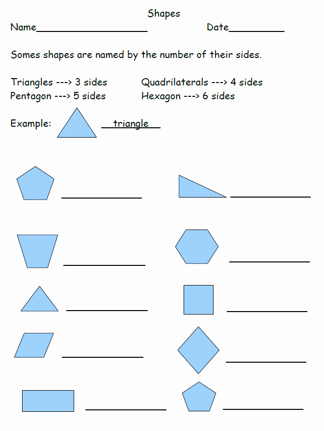 Shapes Worksheets 2nd Grade Luxury Mon Core Worksheets for 2nd Grade at Moncore4kids