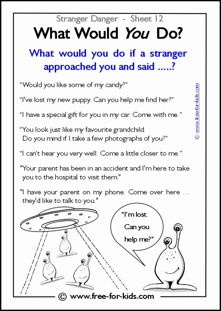 Social Skills Worksheets for Kindergarten Inspirational social Skills Worksheets for Middle School Pdf
