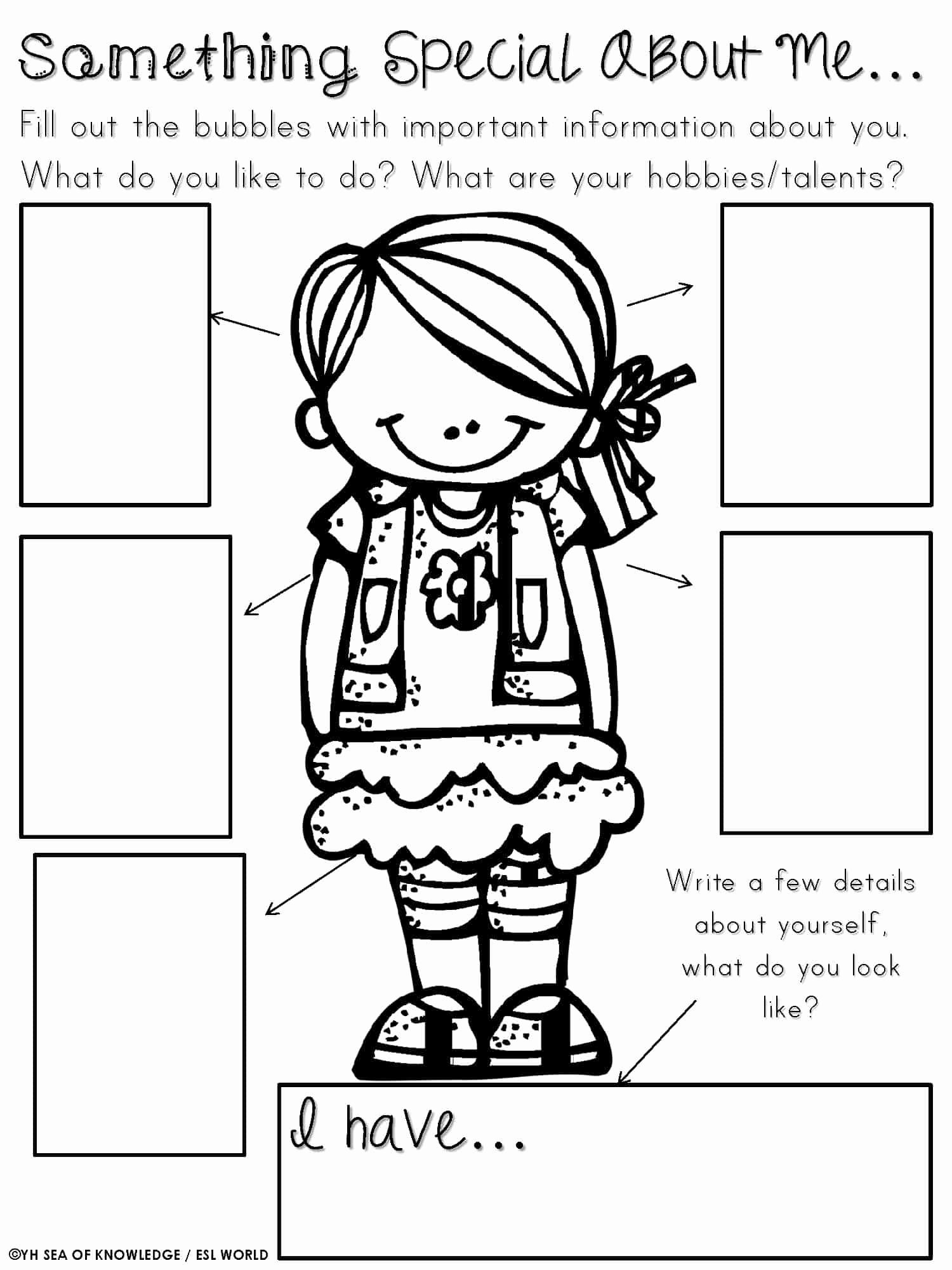 Social Skills Worksheets for Kindergarten Luxury Teaching social Skills Sea Of Knowledge